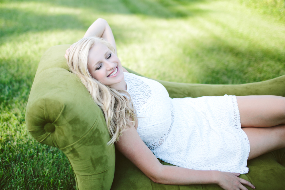 Cedar Falls Senior Photographer