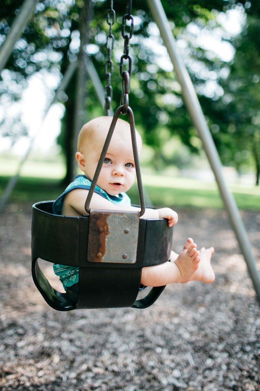 Cedar Falls Iowa Baby Photographer