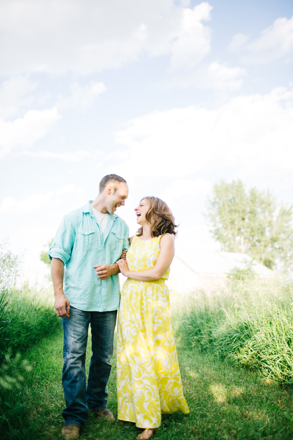 Cedar Falls, Iowa Wedding and Engagement Photographer