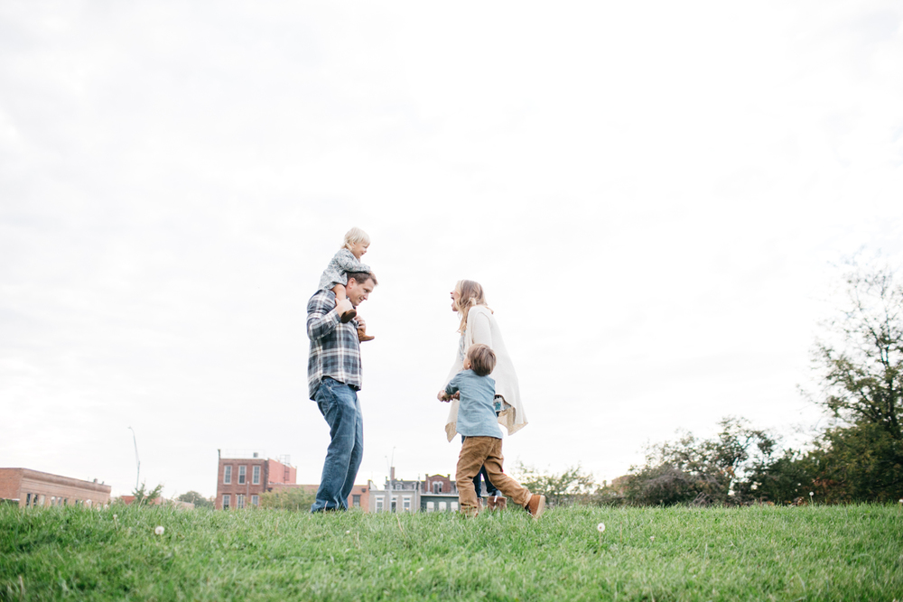 Cedar Falls, Iowa Child and Family Photographer