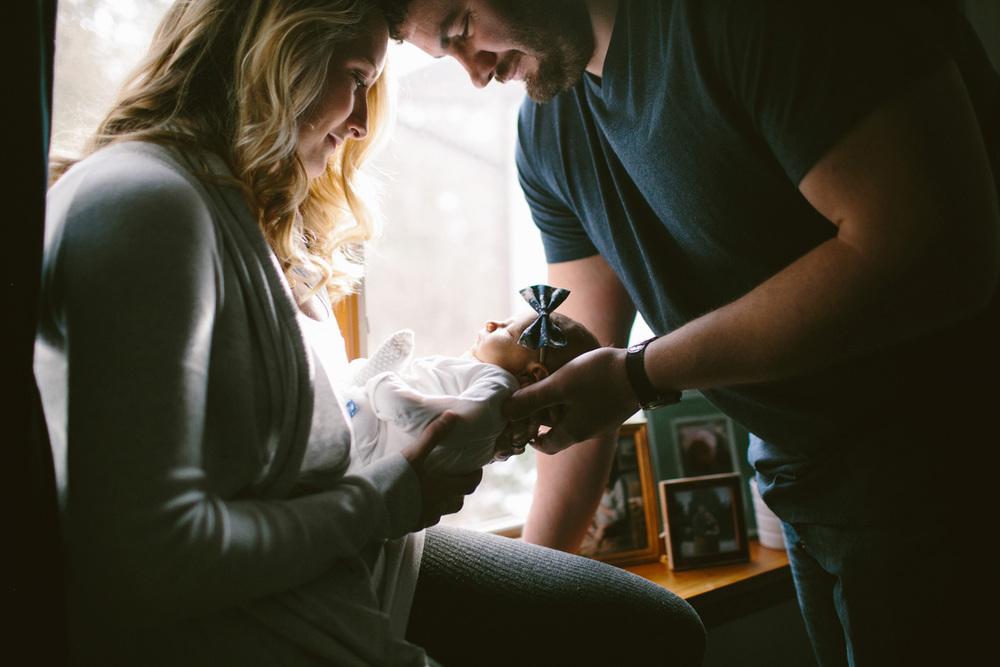 Cedar Falls, Ia Newborn Photographer