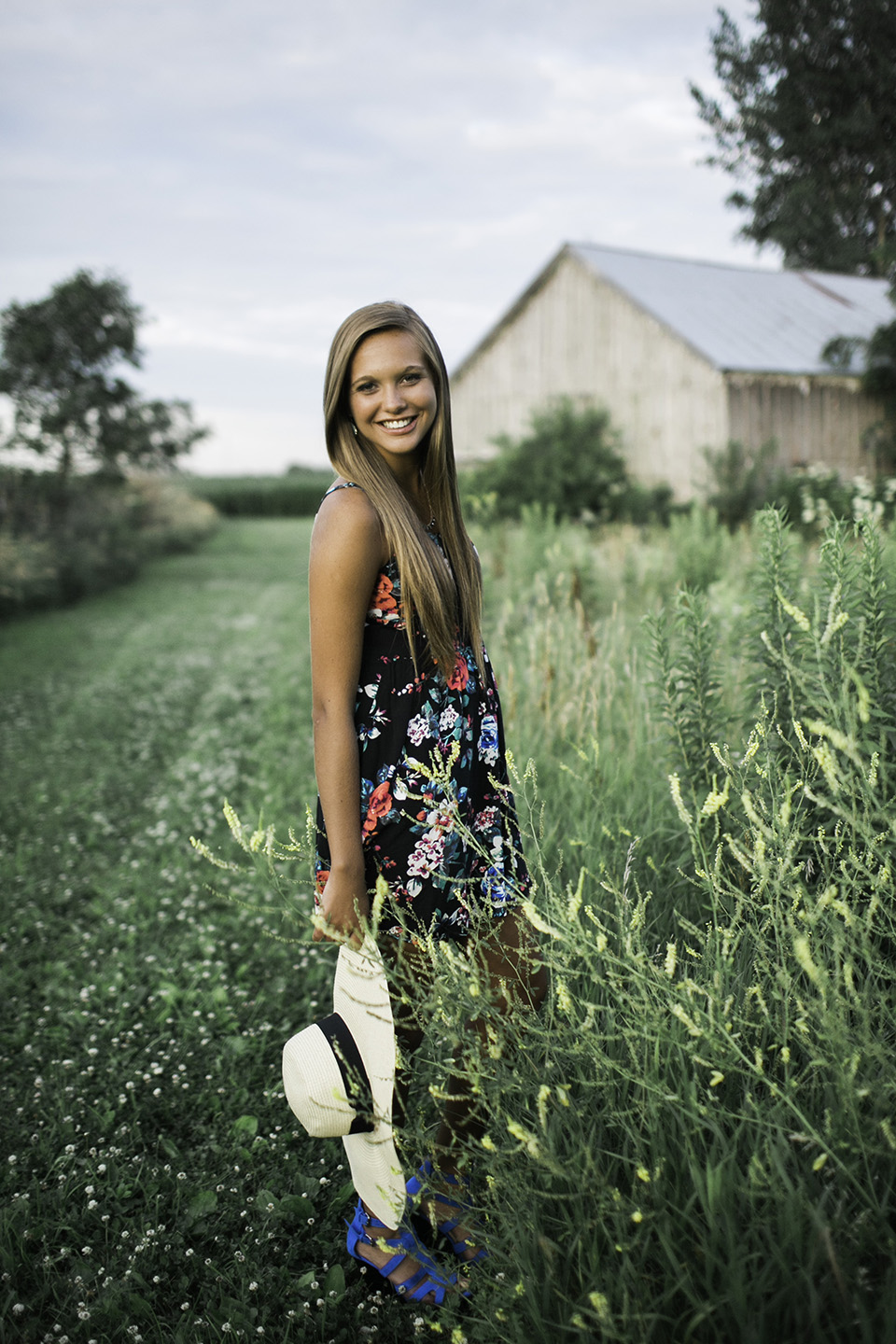 Cedar Falls, Iowa Senior Photographer