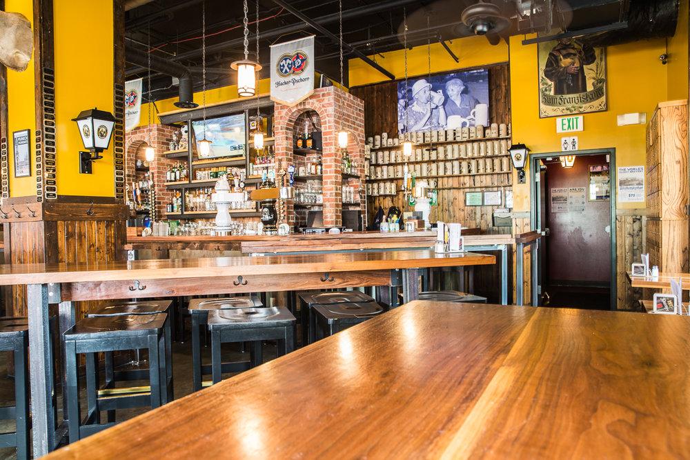 Feierabend Restaurant - Seattle, WA | OpenTable