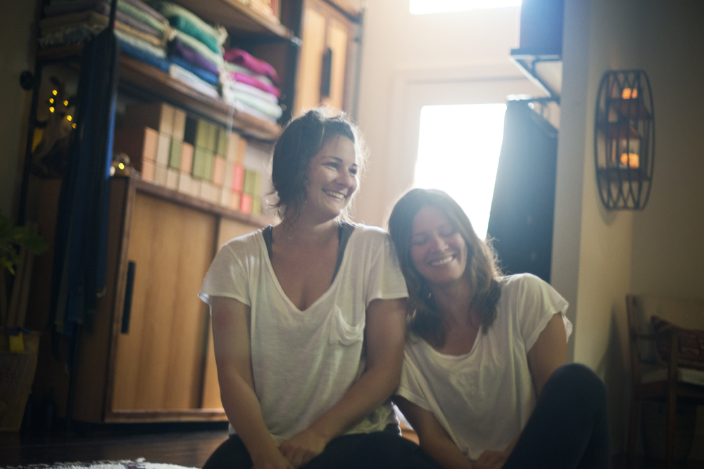 Erin Beattie & Laura Prudhomme  are   Loving Fiercely .