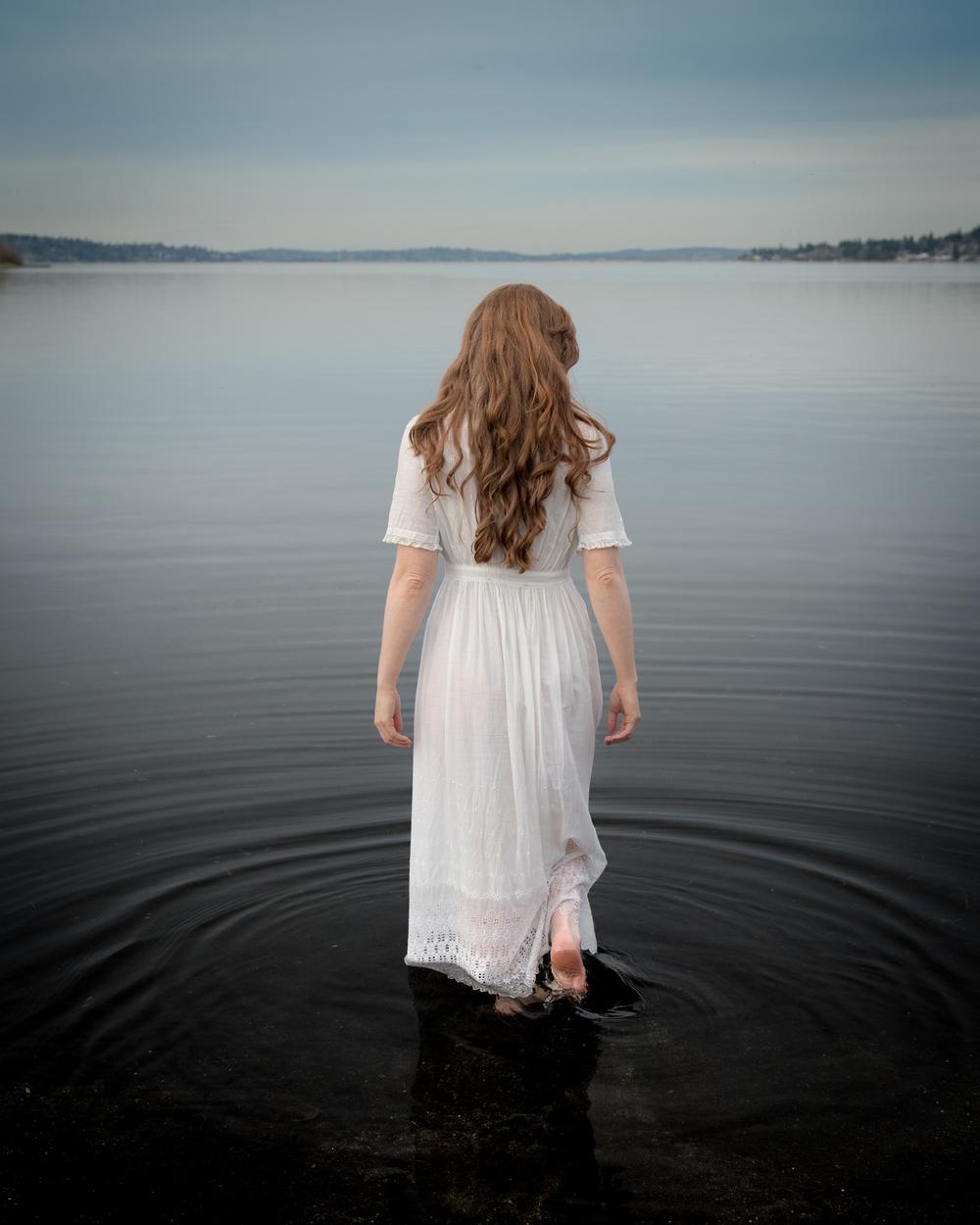 Mikveh  by  Meryl Alcabes