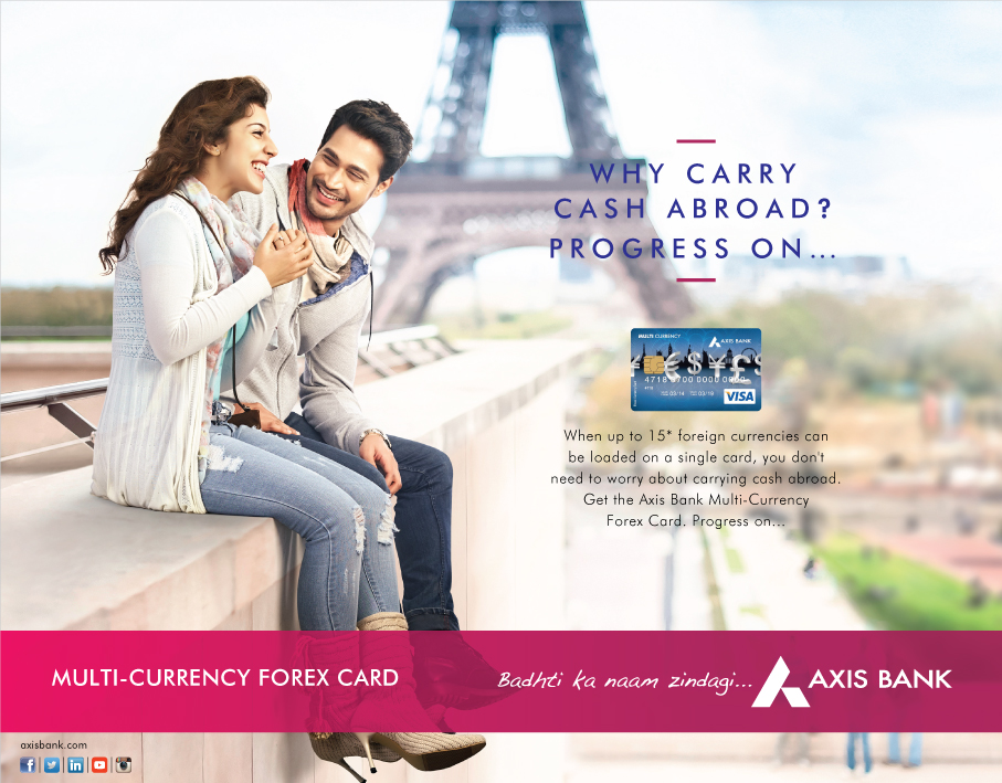 AXIS BANK (MULTICURRENCY)
