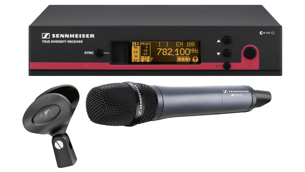 Sennheiser EW100 G3 Wireless Microphones