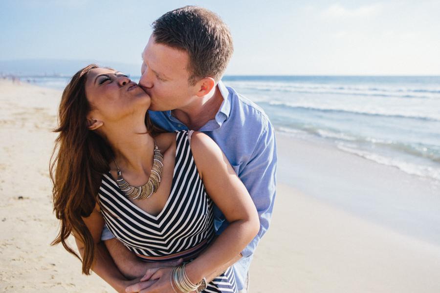 Rose & Sam // Hermosa Beach