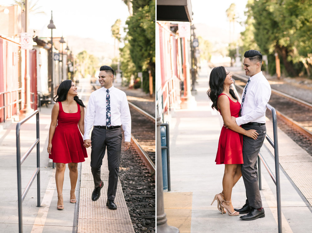 Engagement Shoot at Los Rios and Riley Wilderness Park