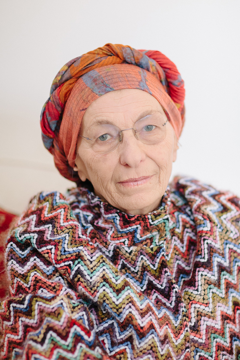 Emma Bonino for FT