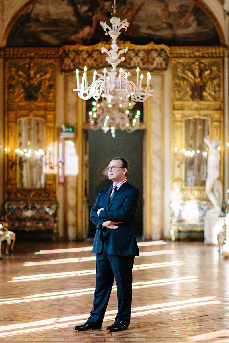 Prince Jonathan Doria Pamphilj for FT