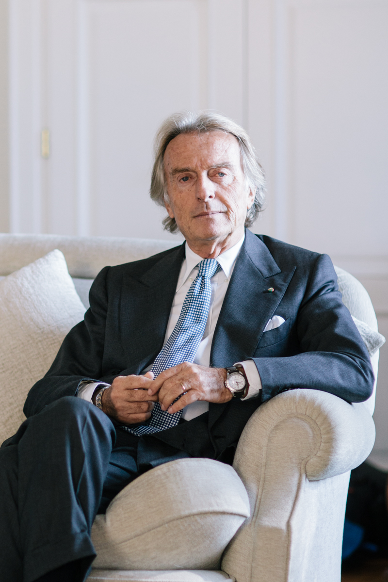 Luca Cordero di Montezemolo for FT