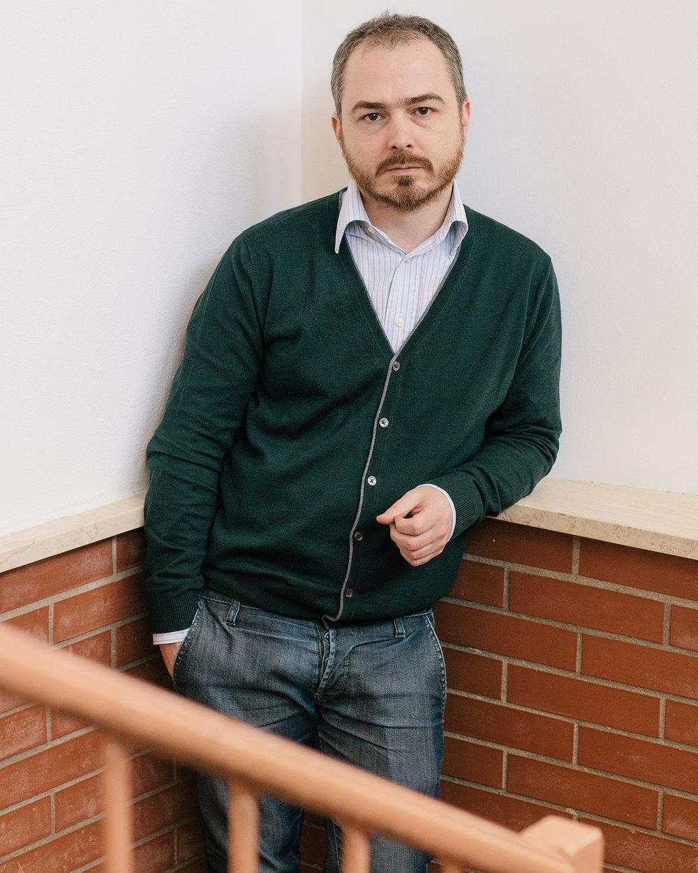 Christian Cipriani for RLab - La Repubblica