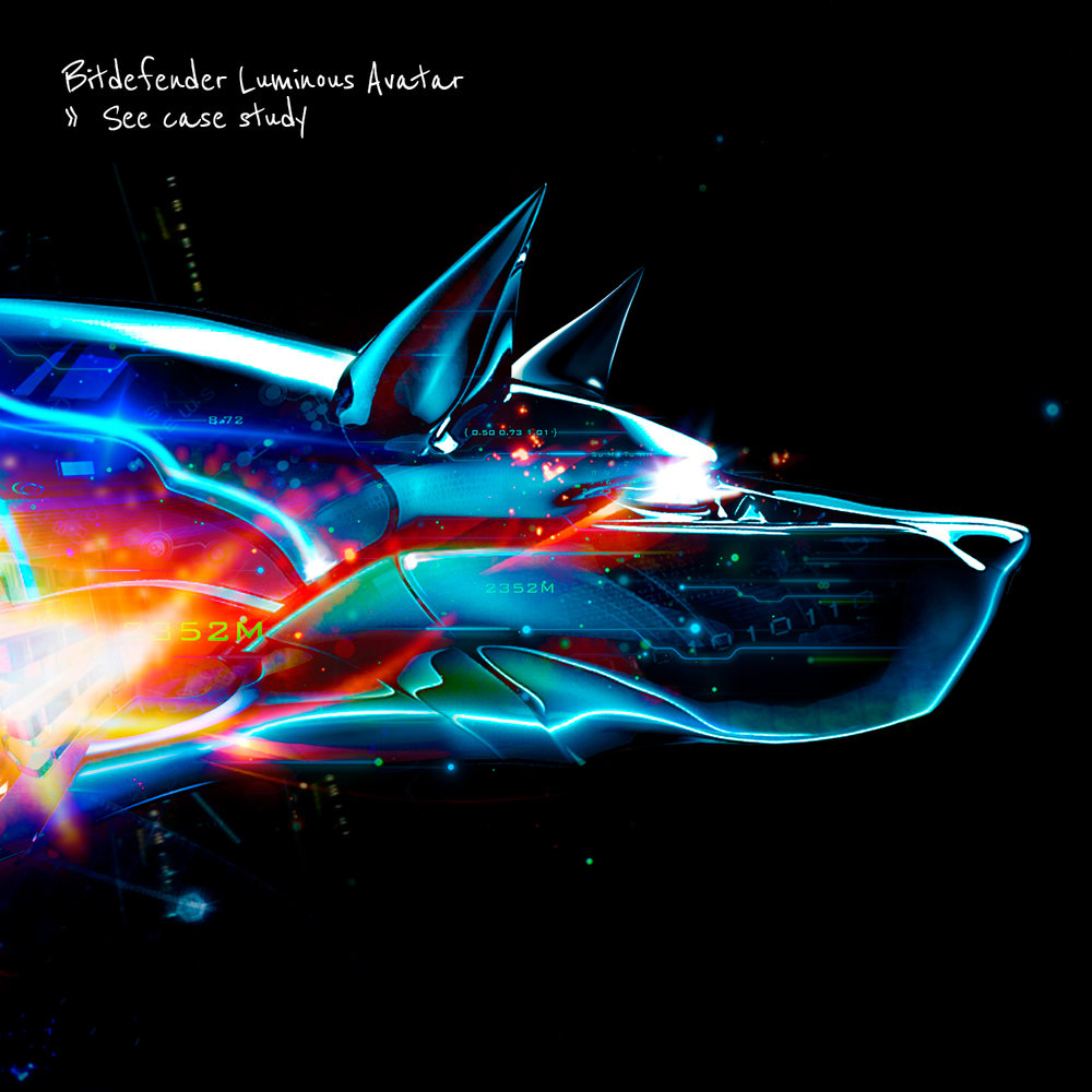 CipBadalan-Bitdefender-LuminousAvatar