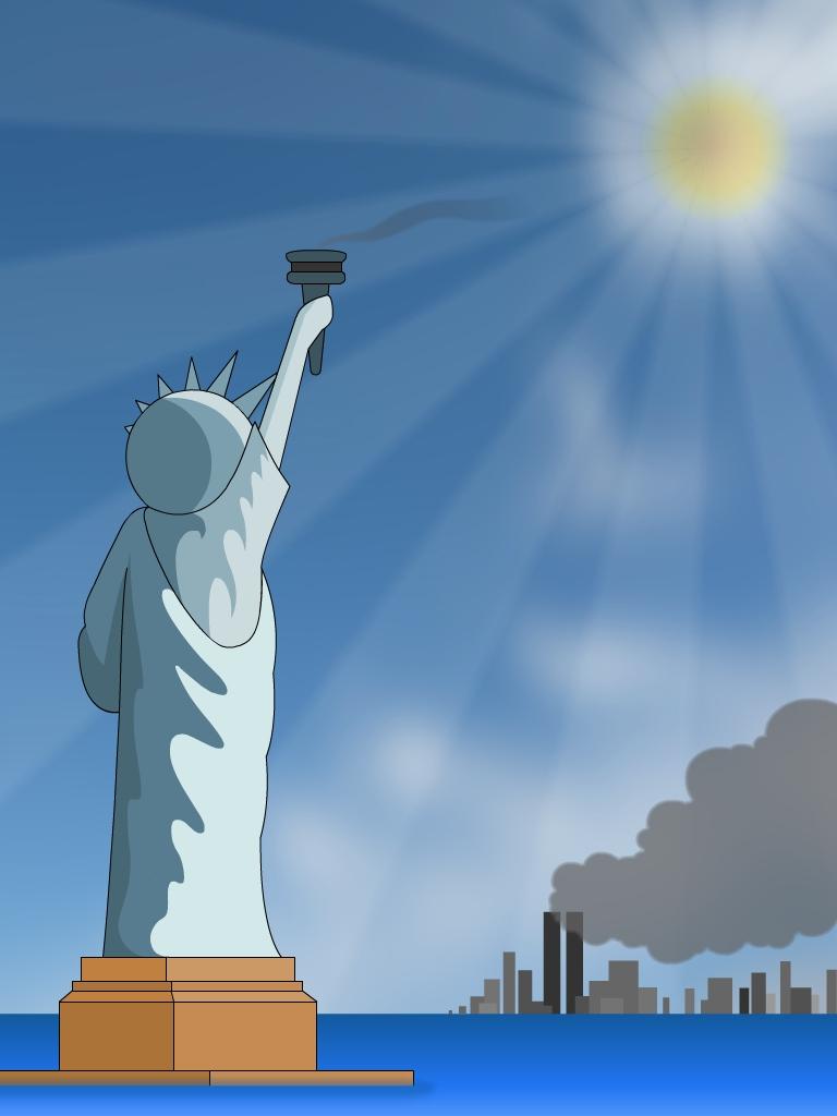 Liberty become a statue.jpg