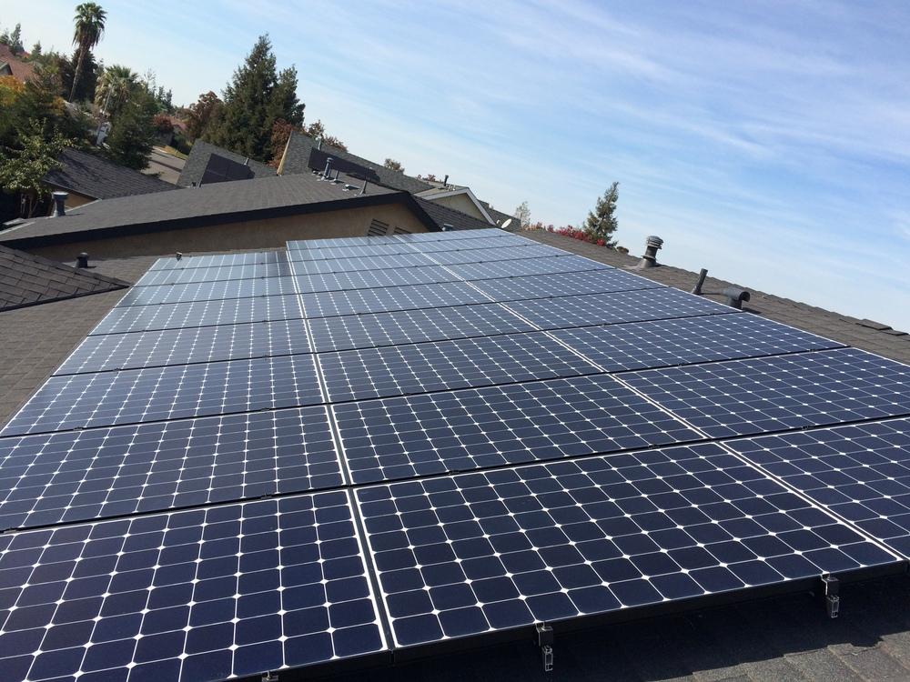 Residential Pacific Solar Installation