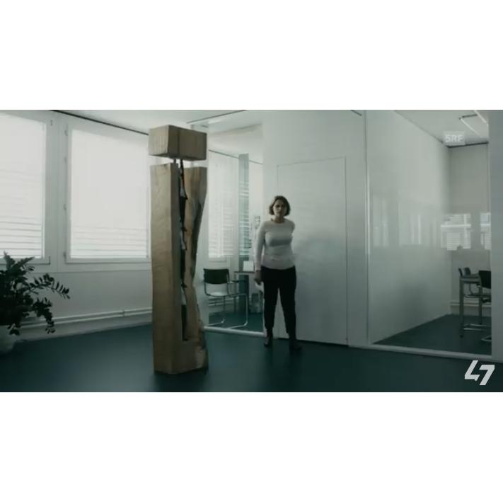 Büroausbau von Raum B in der Serie