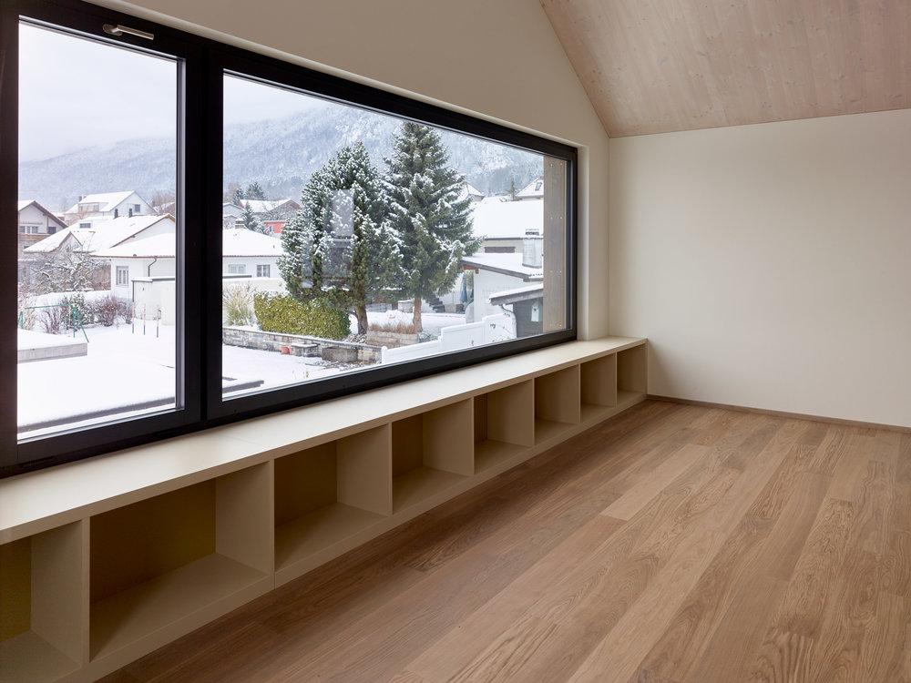 Das Einfamilienhaus in Oberdorf im Fachjournal