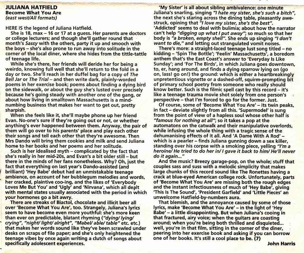 NME 1993