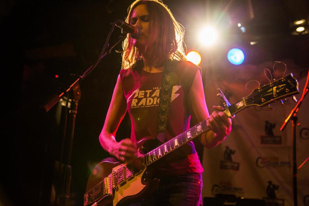 Juliana Hatfield Three Boston 2015