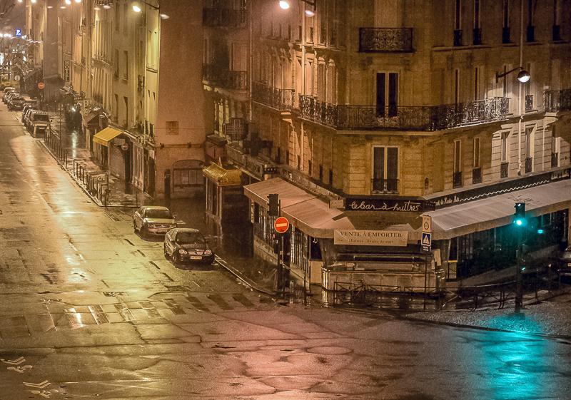 Parisian Insomnia