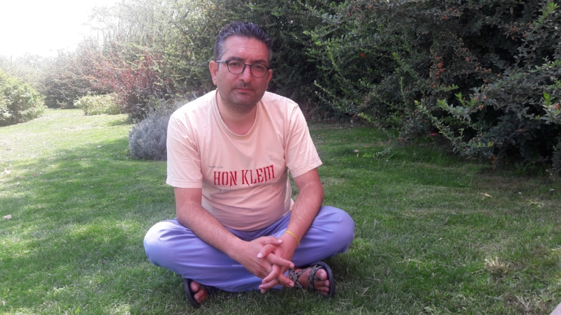 Faramarz Asadollahzadeh, of Tehran, Iran. Photo by Miss Mehan Tehrani. All photos supplied by Faramarz Asadollahzadeh.