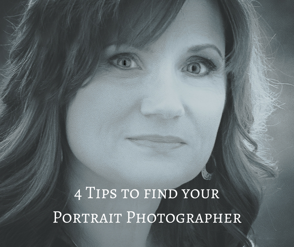 Find the portrait photographer of your dreams