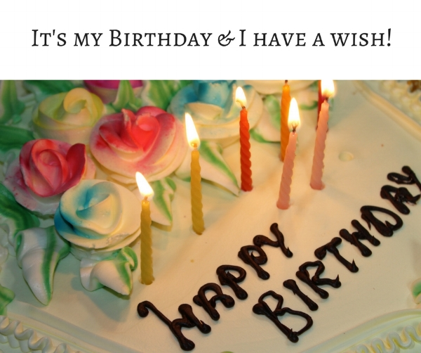 "Today, I am officially another year older and I have a special request.    Can we turn good birthday wishes into action? Instead of wishing me Happy Birthday on Facebook, I'm asking you to donate a few dollars to  http://www.omegahorserescue.com/     For every dollar you donate, I'll match it. Together, we can make life easier for horses in need of rescue and rehabilitation. (And your direct donation will save those pesky ""administration fees"".) Drop me a private message about your donation so I know how many $$$ I'm privileged to match.    Thanks for making another birthday very meaningful."
