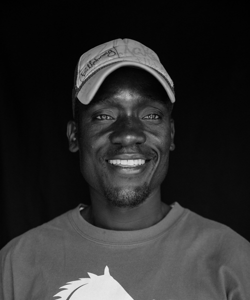 Daniel Onyango, Furniture Maker, Nairobi