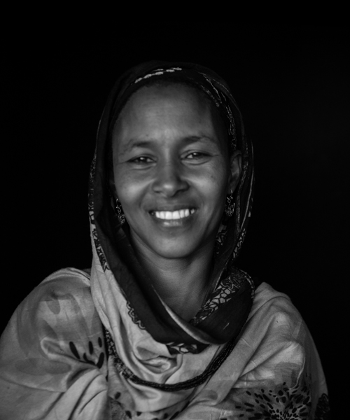 Fatuma Warrio, Traditional Crafts Artisan, Marsabit
