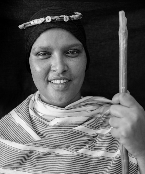 Hadija Abduba, Traditional Crafts Artisan, Isiolo