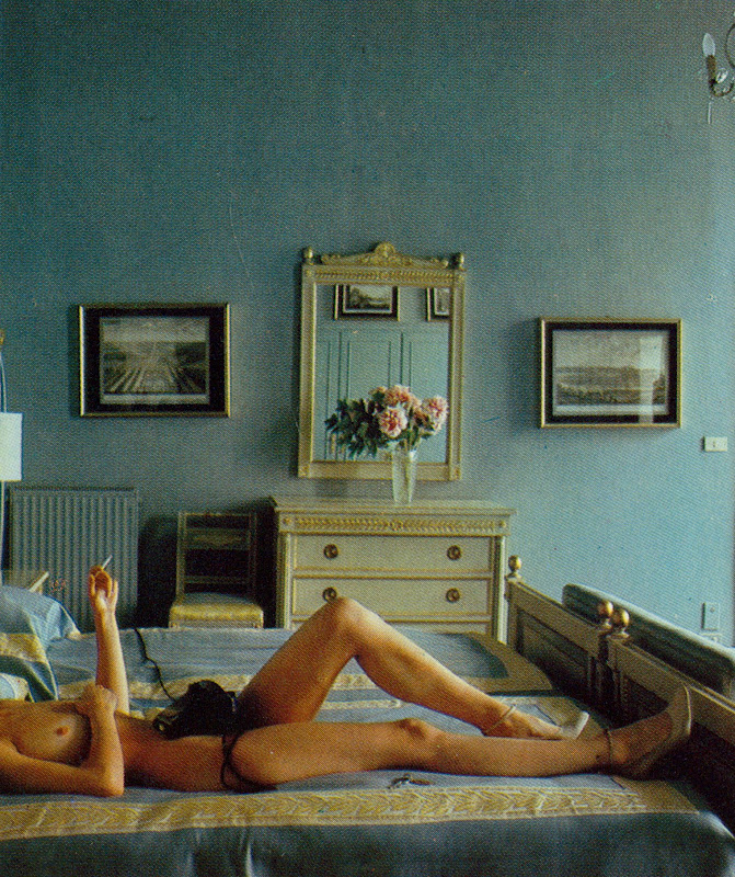 theotherway: Helmut Newton for Réalités Magazine
