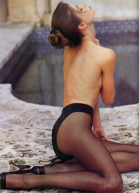 saisonlune :      Victoria's Secret 1992 Model: Lorri Bagley