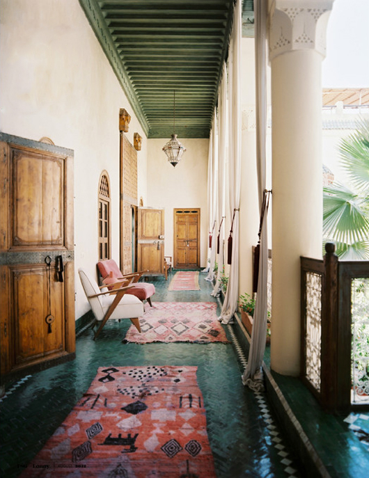 bella-illusione :     El Fenn - Marrakech, Morocco