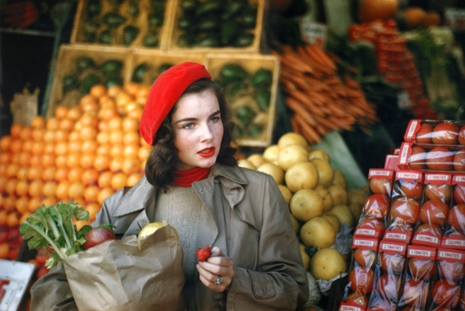 dieflaneuse :     by  Ruth Orkin