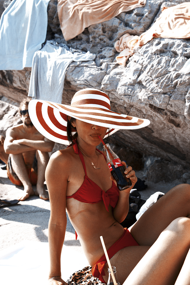 akilaberjaoui: Nicole. Dubrovnik. Contiki Chronicles.
