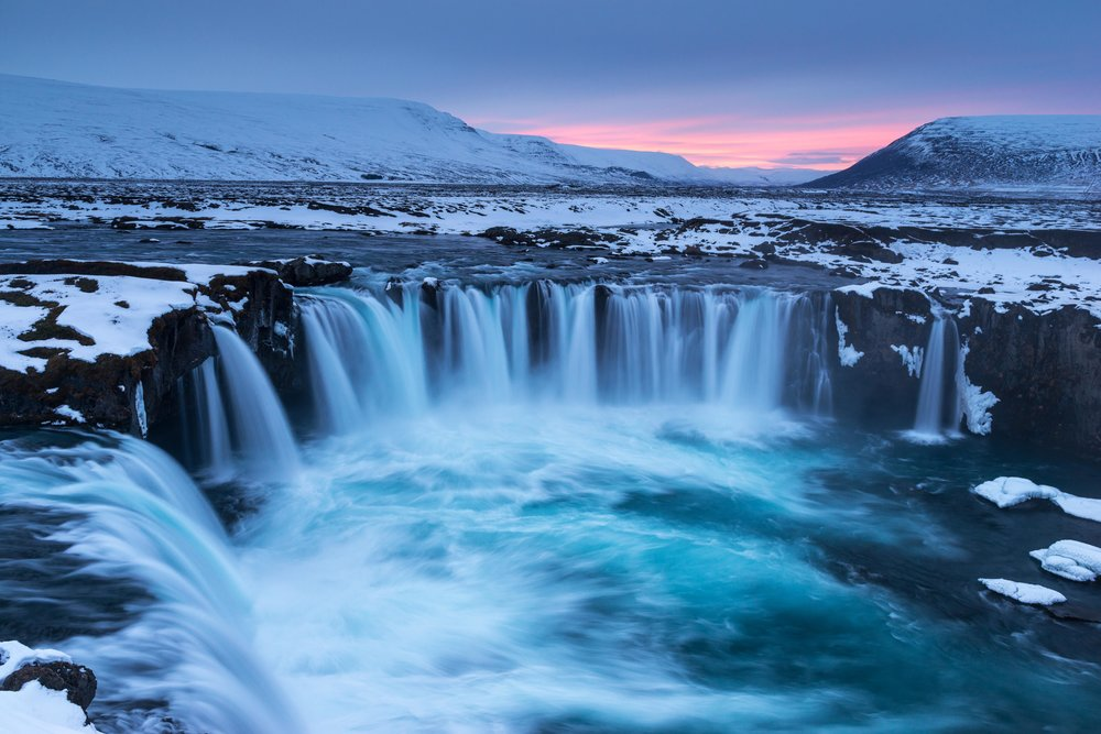 Waterfall of Gods