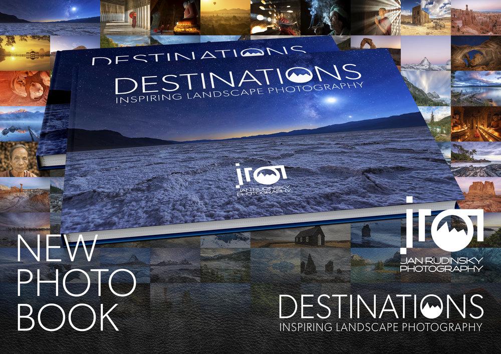"Digital Photobook ""Destinations"""