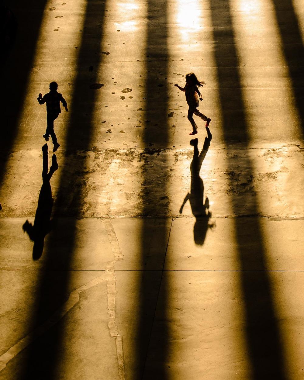 Shadowplay, Tate Modern Turbine Hall