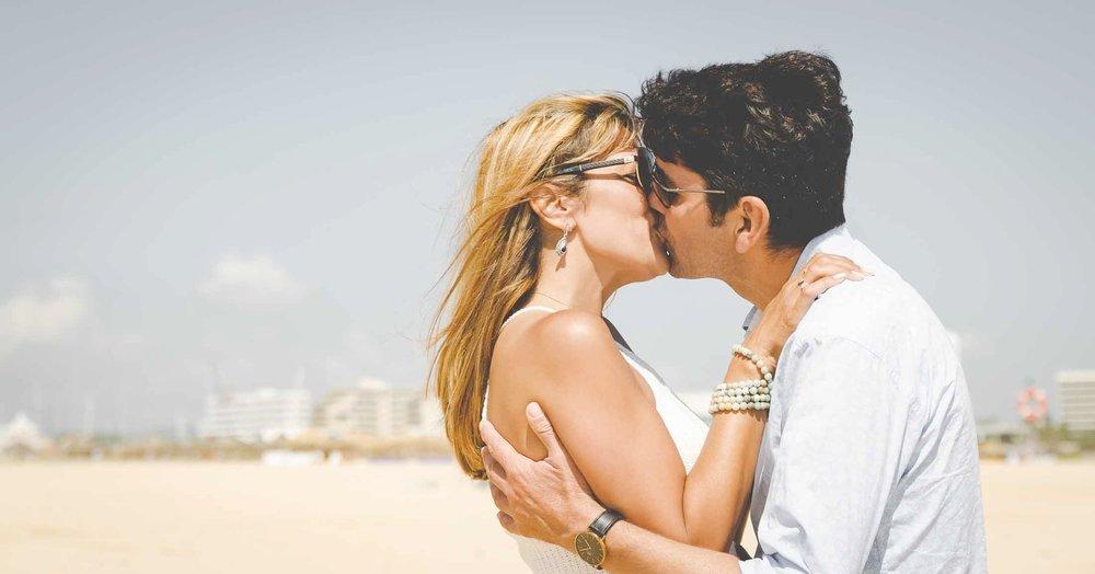 Couple/Lifestyle Shoot. Vilamoura Beach, Portugal