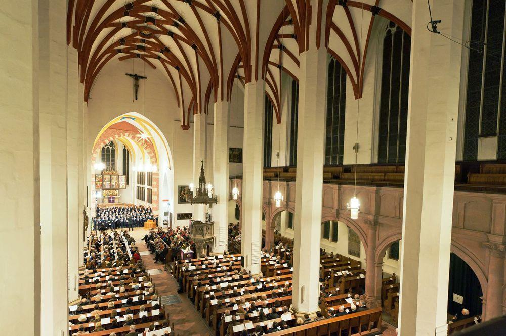St. Thomas Church Leipzig