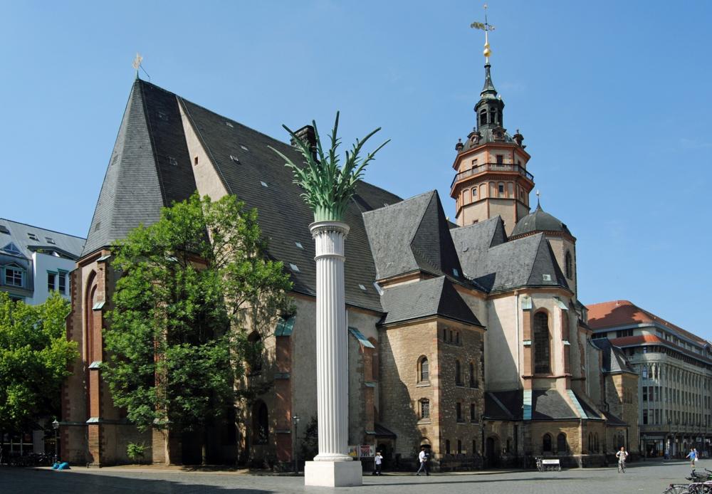 Nikolaikirche, Leipzig Learn More→