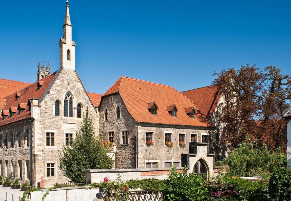Augustinian Monastery, Erfurt Learn More→
