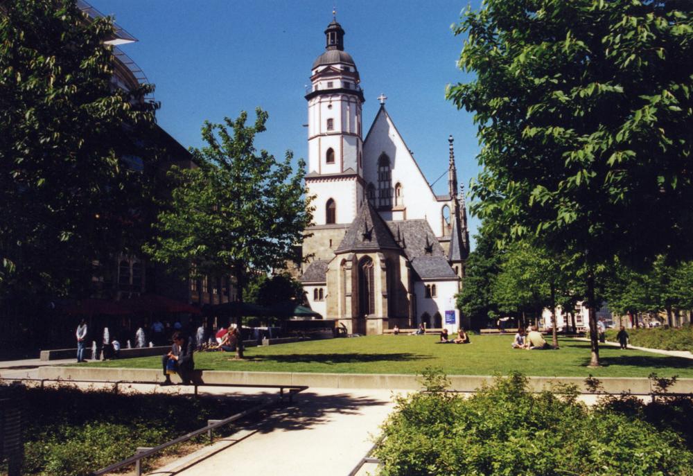 St. Thomaskirche, Leipzig Learn More→