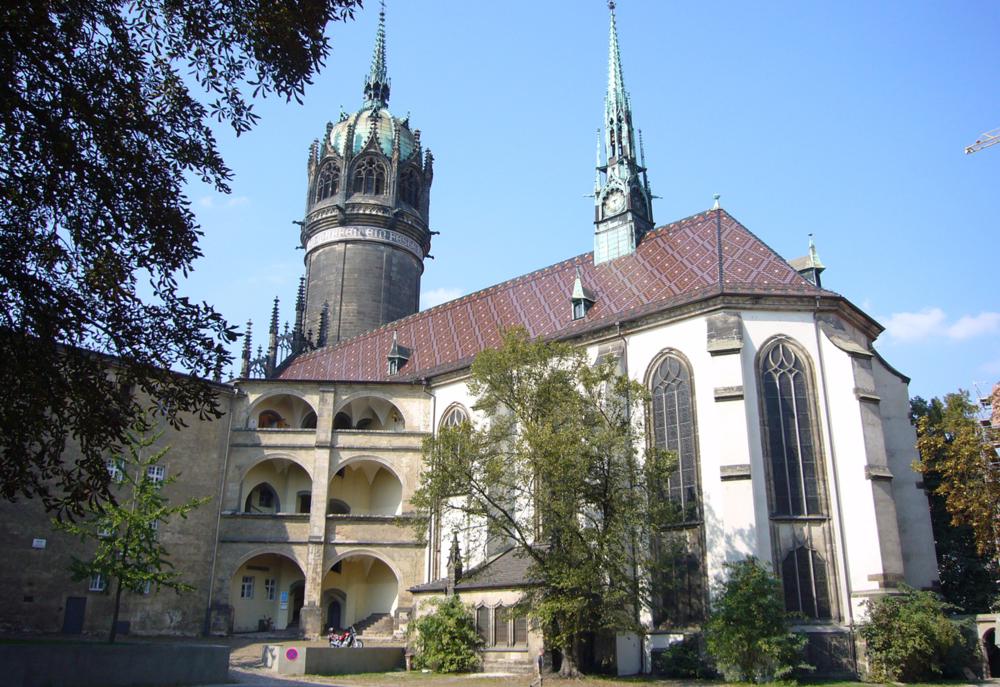 Schlosskirche, Wittenberg Learn More→