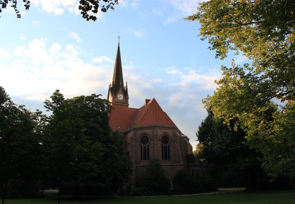 Lutherkirche, Leipzig Learn More→