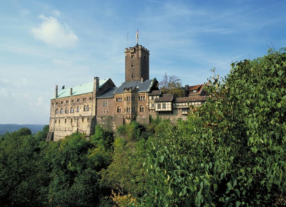 Wartburg Castle, Eisenach Learn More→