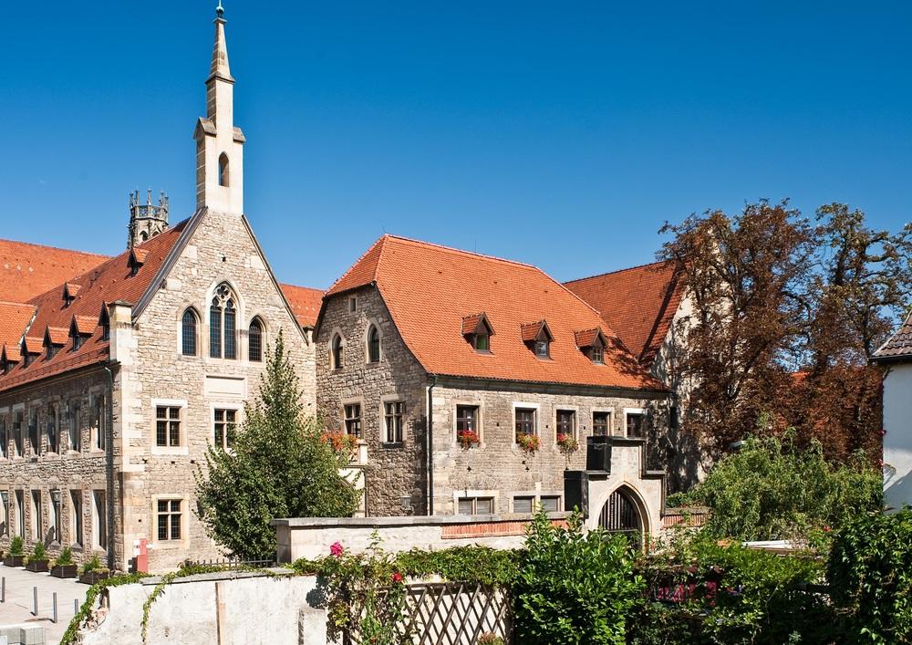 Augustinian Monastery, Erfurt