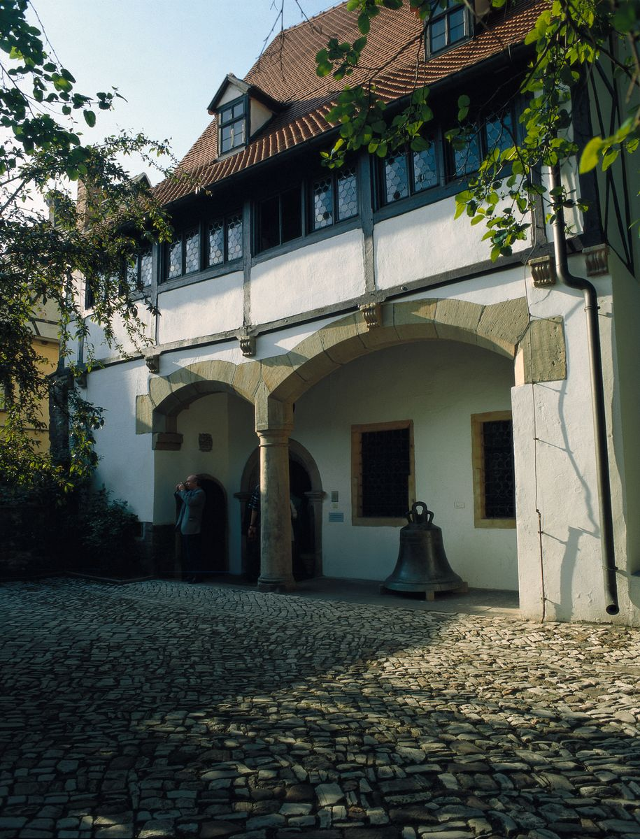 Luther Birthplace, Eisleben