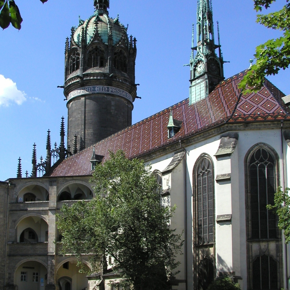 Castle Church (Schlosskirche), Wittenberg